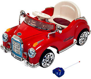 Lil' Rider Cruisin' Coupe Battery Operated Classic Car