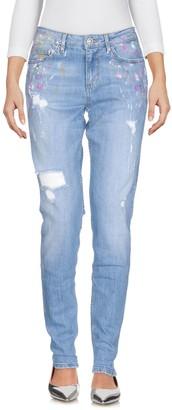 Liu Jo Denim pants - Item 42657968WJ