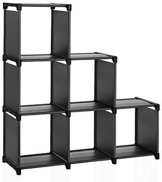 SONGMICS 6 Cube Storage Shelves