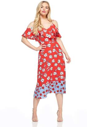 Maggy London Petite Torrie Maxi