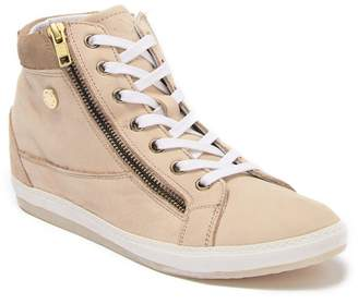Manas Design Retro High Top Sneaker