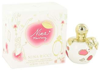 Nina Ricci Nina Fantasy by Eau De Toilette Spray (Limited Edition) for Women - 100% Authentic