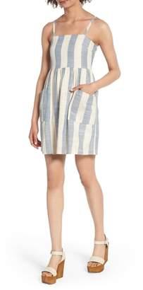 BP Stripe Cotton Sundress