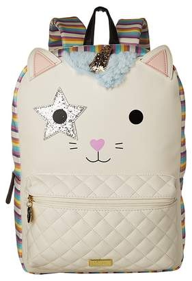 Luv Betsey Kate PVC Kitch Backpack Backpack Bags
