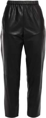 Drome Leather Straight-leg Pants