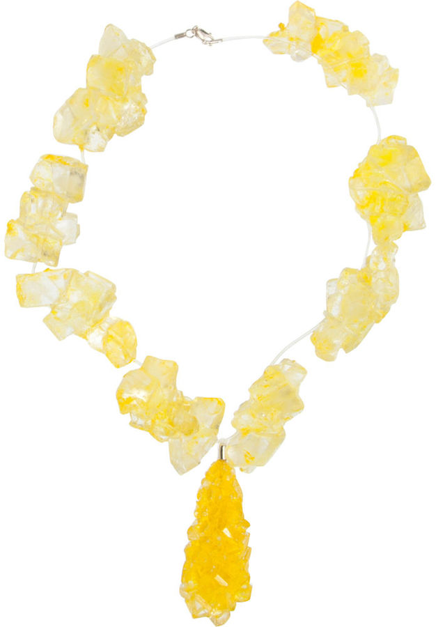 Gaga's Workshop x Barneys New York Rock Candy Necklace
