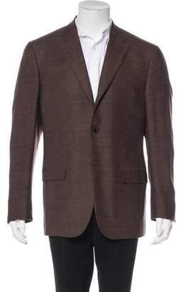 Isaia Wool Sport Coat