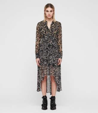 AllSaints Liza Asa Dress