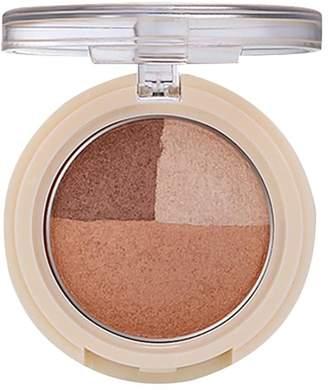 inmer Eyeshadow Palette, 3 Color Cosmetic Powder Cosmetic Makeup Eye Shadow