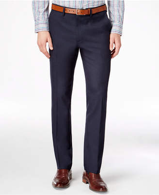 Kenneth Cole Reaction Men's Slim-Fit Stretch Dress Pants, Created for Macy's $85 thestylecure.com