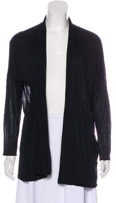 Helmut Lang Long Sleeve Knit Cardigan