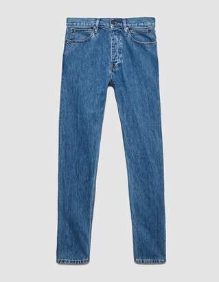 Calvin Klein Jeans Est. 1978 Narrow Denim Jean in Tough Blue