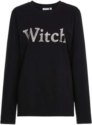 Ashish Diamante witch top
