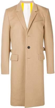 Helmut Lang classic overall coat