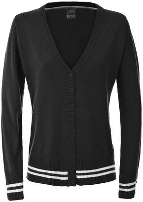 Trespass Womens/Ladies Selky Long Sleeve Button Up Cardigan (L)