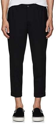 DSQUARED2 Men's Worsted Wool Slim Trousers