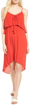 Women's Ella Moss Katella High/low Dress $198 thestylecure.com