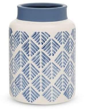ZUO Modern Zigzag Ceramic Vase