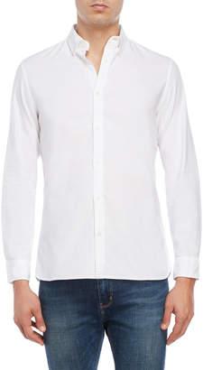 Calvin Klein Jeans Brilliant White Oxford Shirt