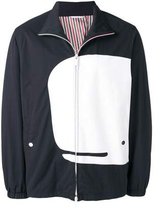 Thom Browne Large Whale Relaxed Jacket