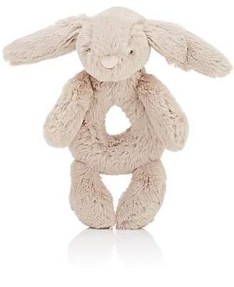 Jellycat Bashful Bunny Ring Rattle - Beige, Tan