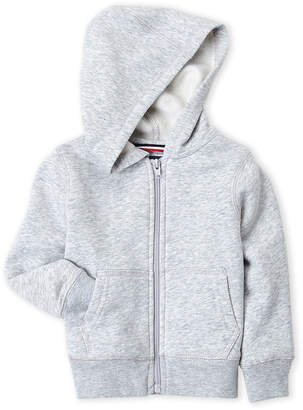 French Toast (Toddler Girls) Zip-Up Fleece Hoodie