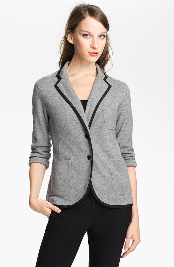 Vince Camuto 'Milano Stitch' Sweater Jacket