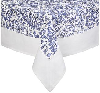 Santorini Tablecloth - Blue/White - Mode Living