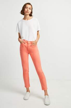 French Connenction Antique Dye Ankle Grazer Skinny Jeans