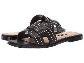 Nine West Genesia Studded Slide Sandal