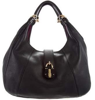 Loewe Leather Calle Hobo