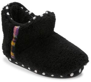 Dearfoams Pile Toddler & Youth Boot Slipper
