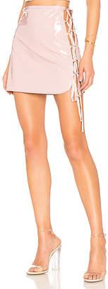 h:ours Siren Mini Skirt