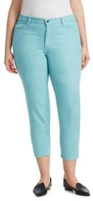 Marina Rinaldi Marina Rinaldi, Plus Size Cotton Skinny Jeans