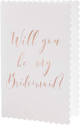 Oasis BRIDESMAID PROPOSAL CARDS