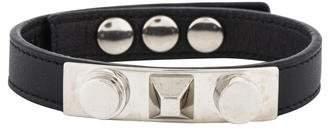 Saint Laurent Three Clous Bracelet