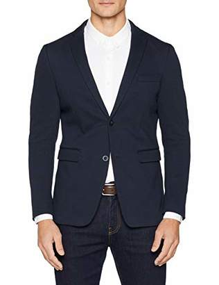 Esprit Men's 108eo2g013 Suit Jacket,(Size: 44)