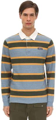 Patagonia Long Sleeved Lightweight Rugby Shirt