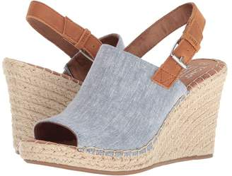 Toms Monica Women's Wedge Shoes