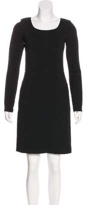 Adam Sheath Mini Dress