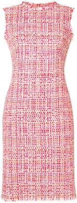 Alexander McQueen mid-length knitted dress