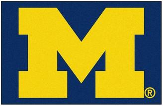 NCAA Fanmats FANMATS Michigan Wolverines Rug