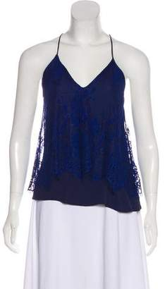 Lovers + Friends Lace Sleeveless Top