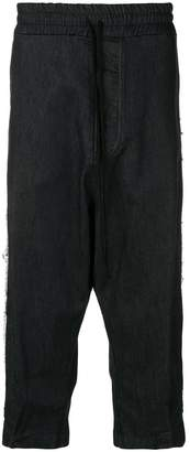 Lost & Found Rooms full crop trousers