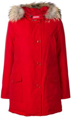 Woolrich padded parka