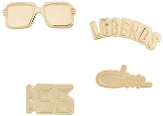 Cazal Legends pins