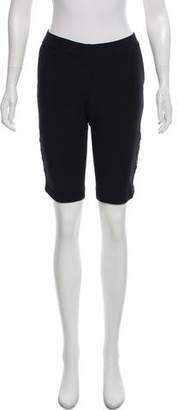 Yigal Azrouel Mid-Rise Knee-Length Shorts
