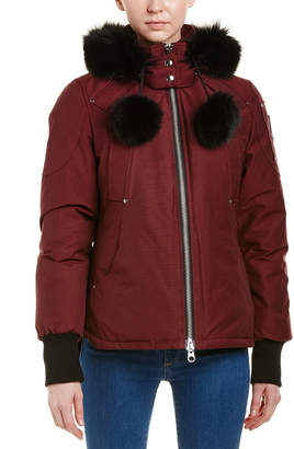 Moose Knuckles Beaver Jacket