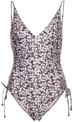 Zimmermann Prima ruched swimsuit