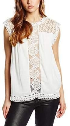 Gat Rimon Women's Short Sleeve Vest - White